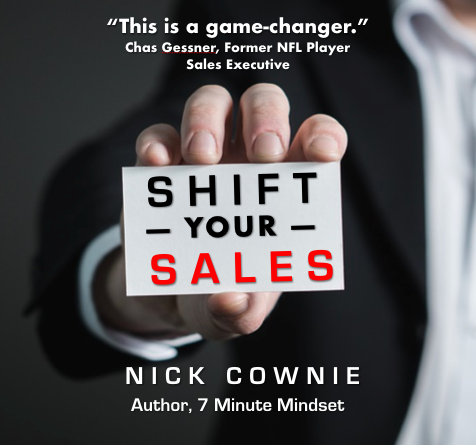 Shift Your Sales | Nick Cownie
