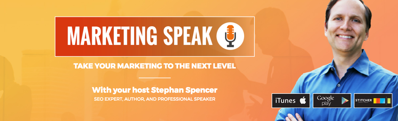 Marketing Speak Podcast | Success Dynamics Institute