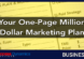 Million Dollar Marketing Plan | Success Dynamics Institute